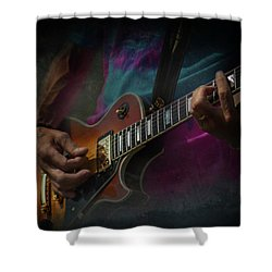 Live In Concert Shower Curtain