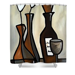 Elegent Shower Curtain