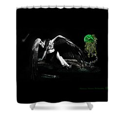 Elemental Sisters Part 1 Shower Curtain