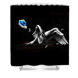 Elemental Sisters Part 2 Shower Curtain