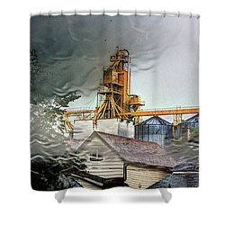 Elevator 1 Shower Curtain