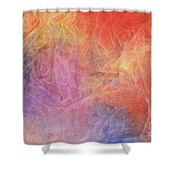 Eleyna's Forest Shower Curtain