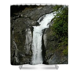 Elk Falls  Shower Curtain