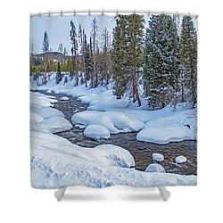 Elk River Shower Curtain