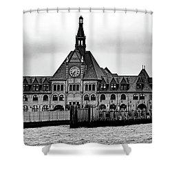 Communipaw Terminal No. 49-3 Shower Curtain