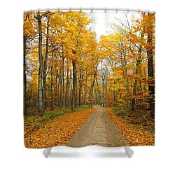 Shower Curtain featuring the photograph Ellison Bay by Greta Larson Photography