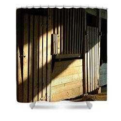 Ellwood Barn 1 Shower Curtain