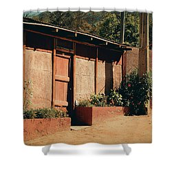 Elqui Valley - Chile Shower Curtain