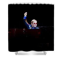 Elton Shower Curtain