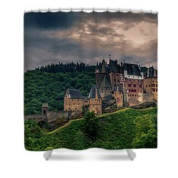 Eltz Castle Shower Curtain