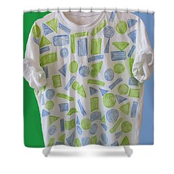 Emblematic Sierra Leone Tee Shirt Shower Curtain
