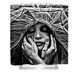 Embrace Shower Curtain
