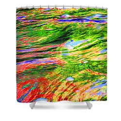 Embracing Change Shower Curtain