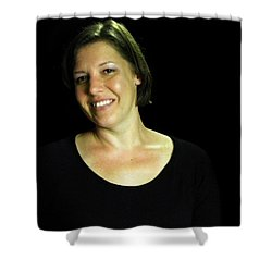Emily Granthum Shower Curtain