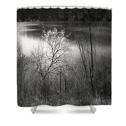 Emlenton Shower Curtain