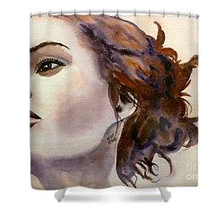 Empowered Shower Curtain