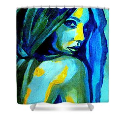 Enchanting Shower Curtain
