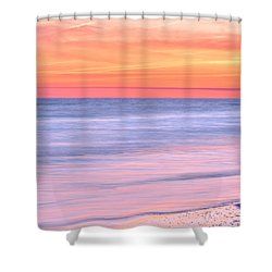 Shower Curtain featuring the photograph Enchanting Twilight by Kelly Nowak