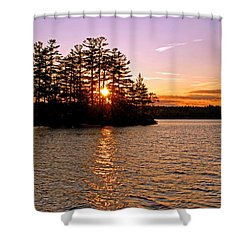 Shower Curtain featuring the photograph Enchantment by Lynda Lehmann