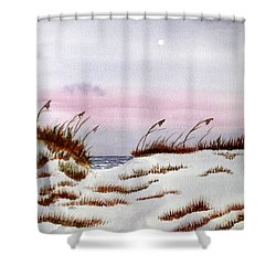 End Of A Perfect Day Shower Curtain