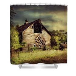 End Of Days Shower Curtain