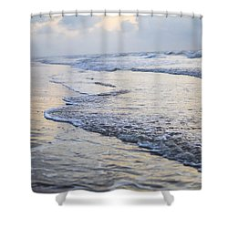End Of The Season Padre 6 Shower Curtain