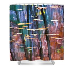 Enders Reflection Shower Curtain
