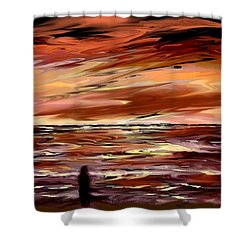 Endless Shower Curtain