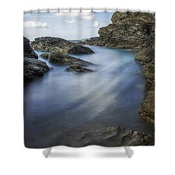 Endless Dreams Shower Curtain by Ian Mitchell