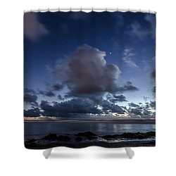 Endless Horizons Shower Curtain