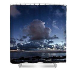 Endless Horizons Shower Curtain