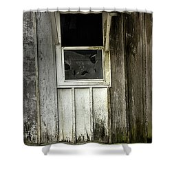 Shower Curtain featuring the photograph Endless by Mike Eingle