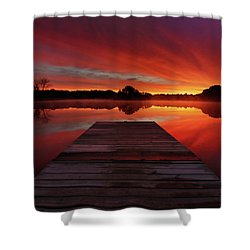 Endless Possibilities Shower Curtain