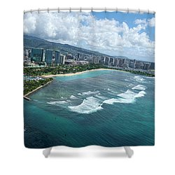 Endless Summer Shower Curtain