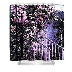 Endless Summer Shower Curtain by Susanne Van Hulst