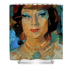 Endora Shower Curtain