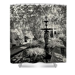 Enid A. Haupt Conservatory Shower Curtain