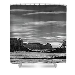 Shower Curtain featuring the photograph Enjoying The Calm by Jon Glaser