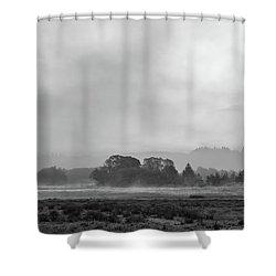 Epic Haze Shower Curtain