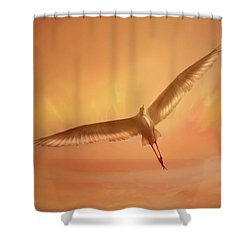 Epiphany Shower Curtain