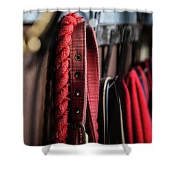 Equestrian Life Shower Curtain