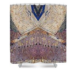 Equilibrium Kaleidoscope1 Shower Curtain