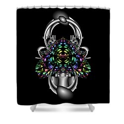 Eralisater Shower Curtain