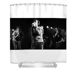 Eric Burdon 3 Shower Curtain