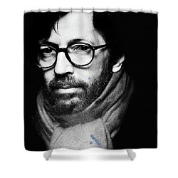 Eric Clapton Shower Curtain
