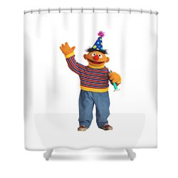Ernie Shower Curtain