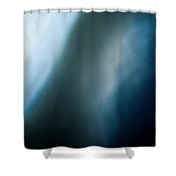 Shower Curtain featuring the photograph Escapade by Eric Christopher Jackson