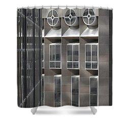 Escape Mechanism Shower Curtain