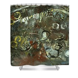 Escape The Whirlwind #2 Shower Curtain