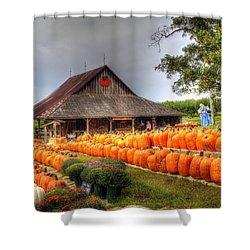 Escape To Autumn Shower Curtain